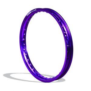 WM violet polish