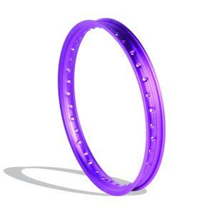 WM violet sandblast
